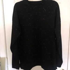 AllSaints Black Sweater